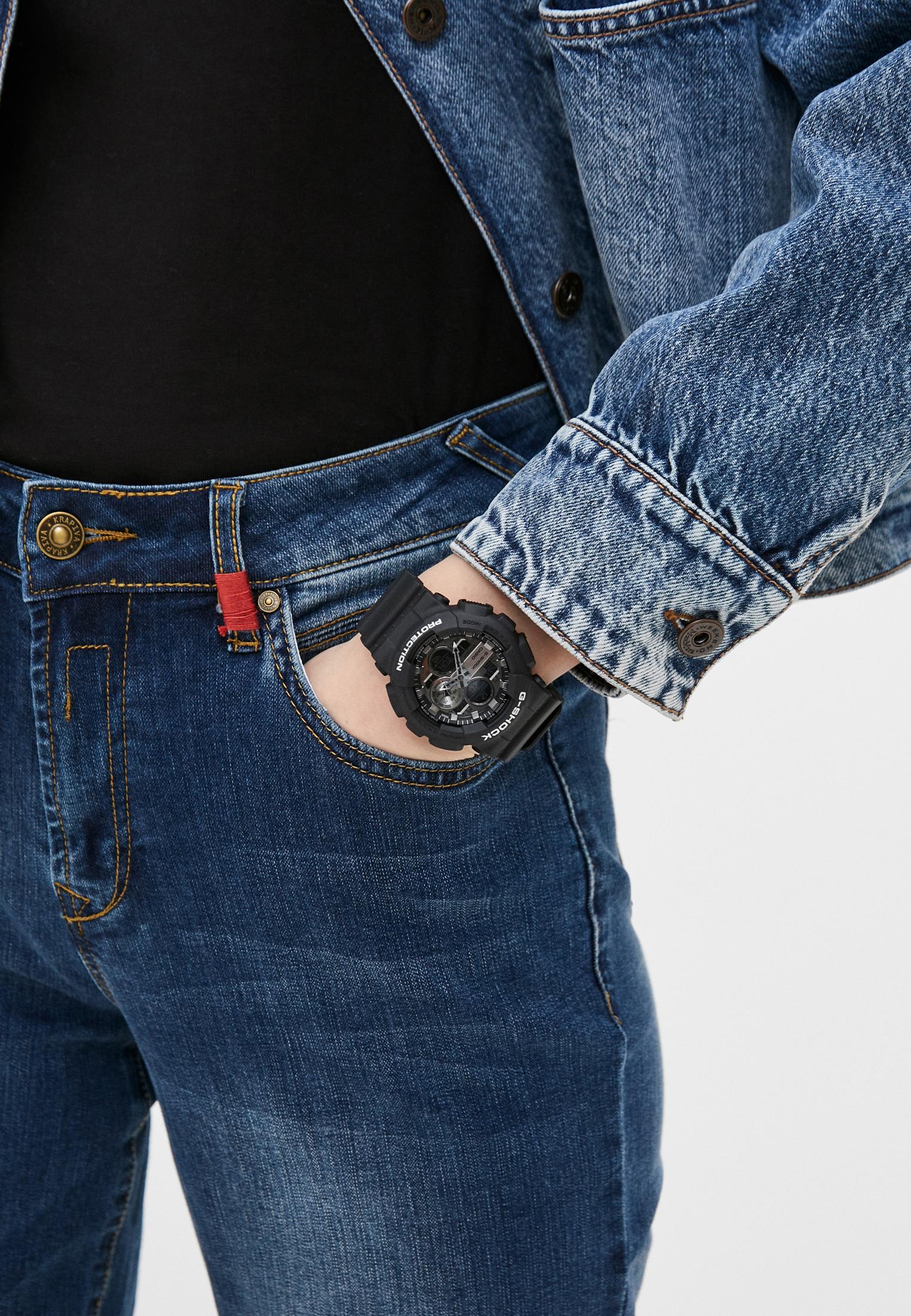 Мужские часы Casio GA-140GM-1A1ER: изображение 5