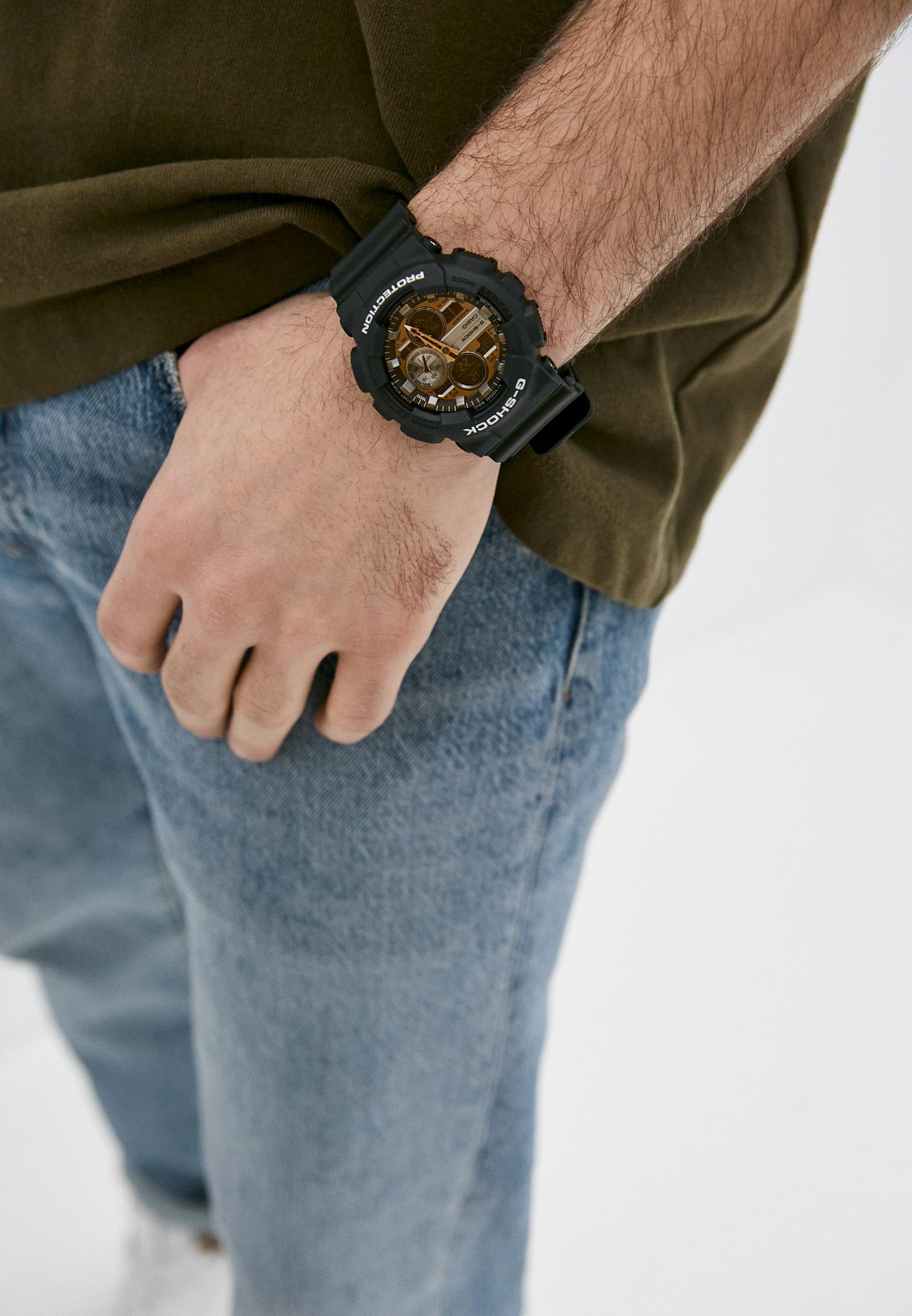 Мужские часы Casio GA-140GM-1A1ER: изображение 6