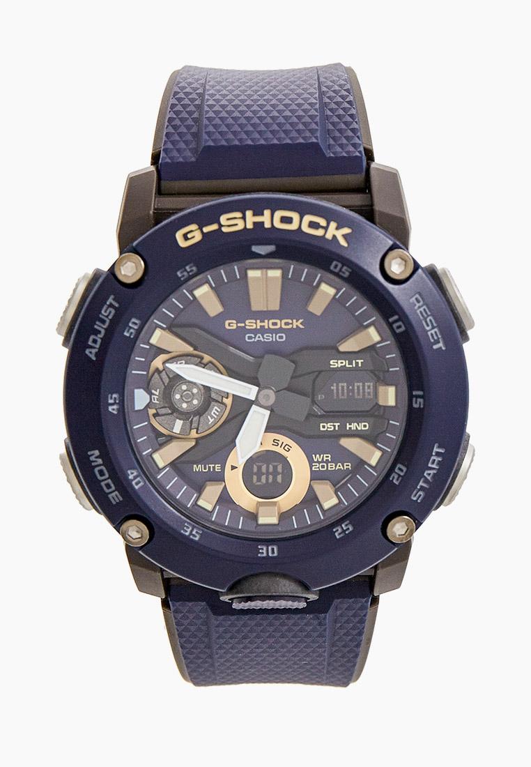 Мужские часы Casio GA-2000-2AER: изображение 1