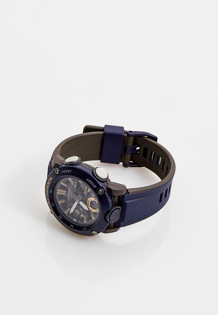 Мужские часы Casio GA-2000-2AER: изображение 3