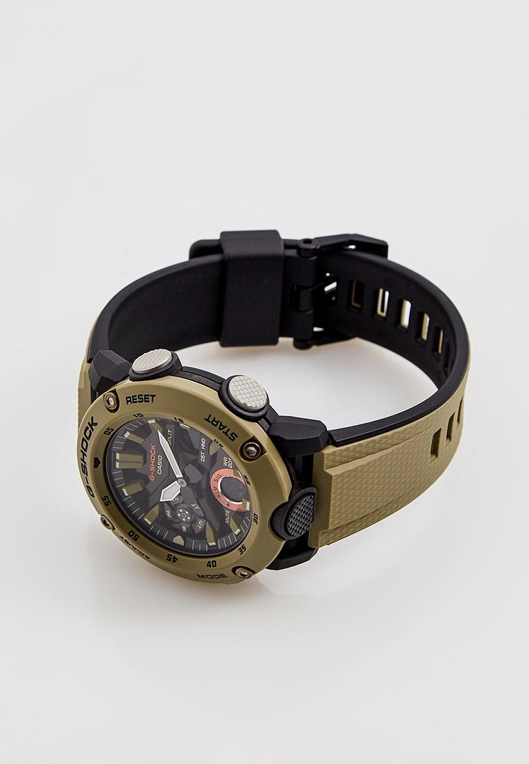 Мужские часы Casio GA-2000-5AER: изображение 3