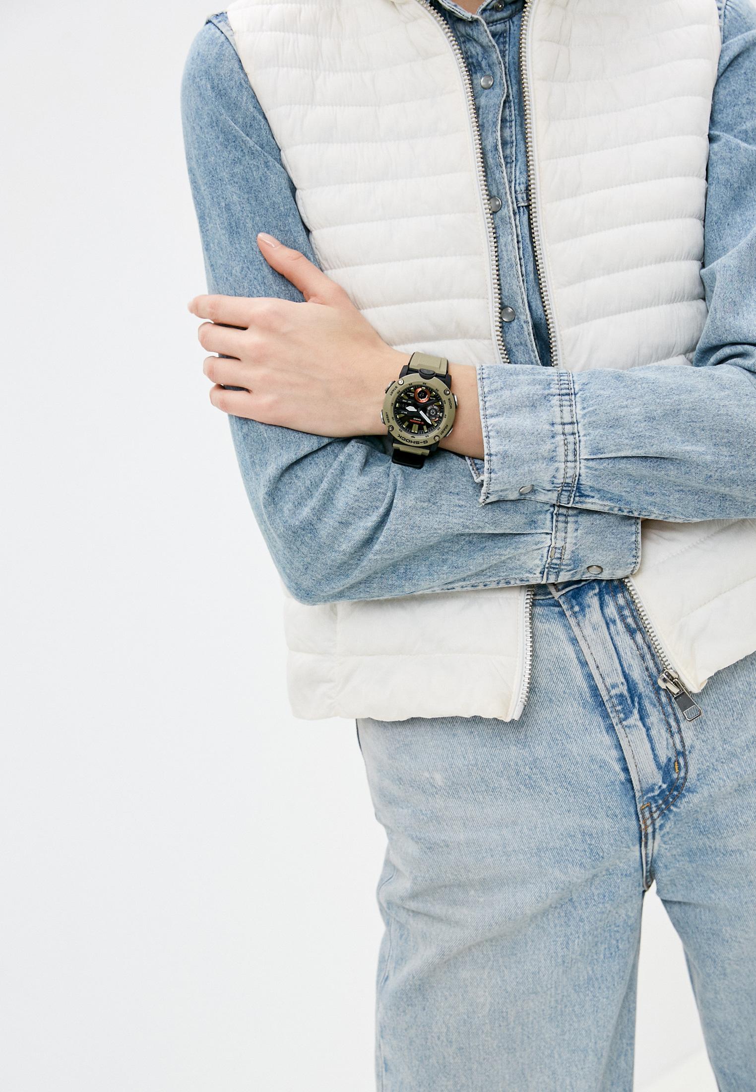 Мужские часы Casio GA-2000-5AER: изображение 5