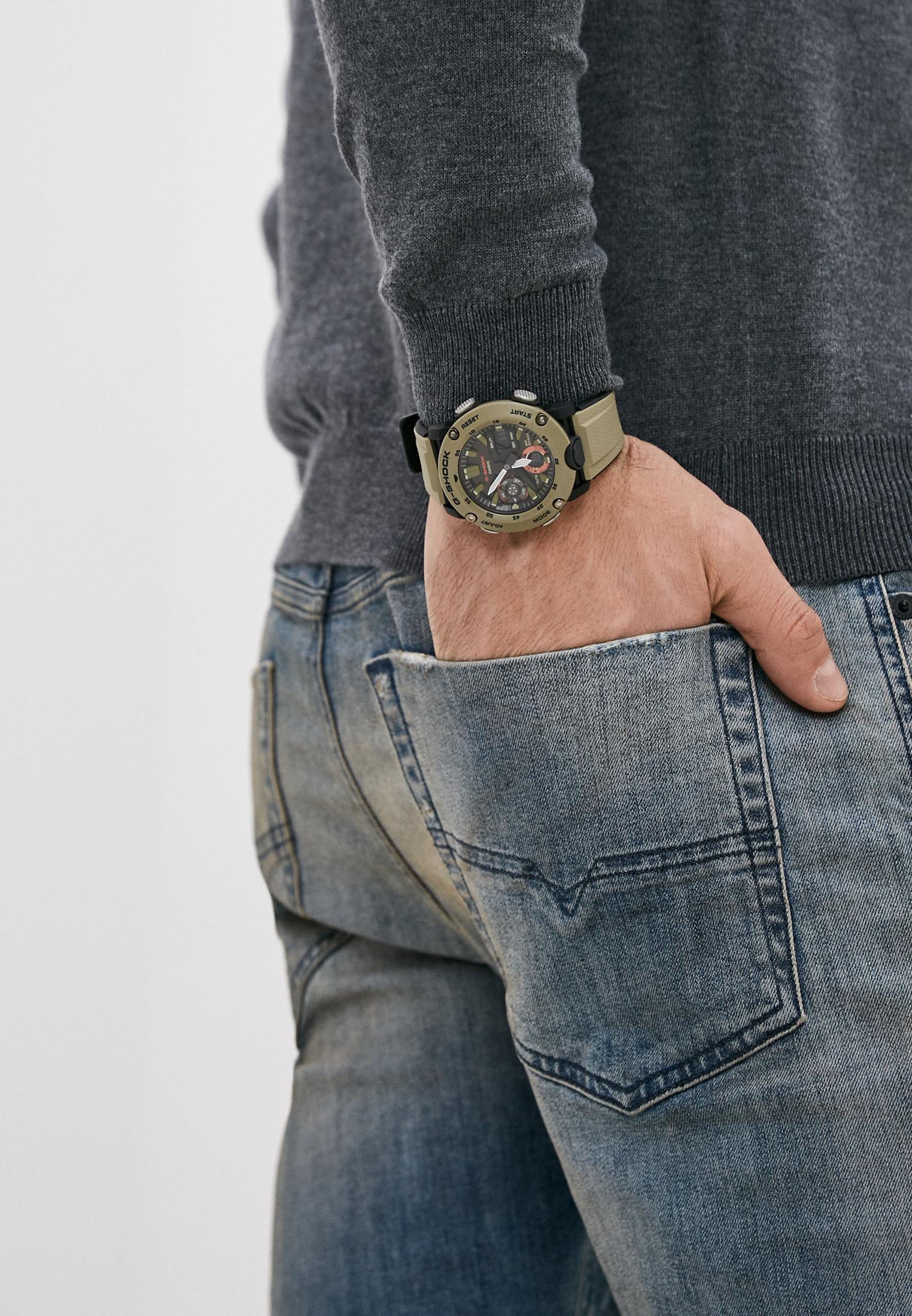 Мужские часы Casio GA-2000-5AER: изображение 6