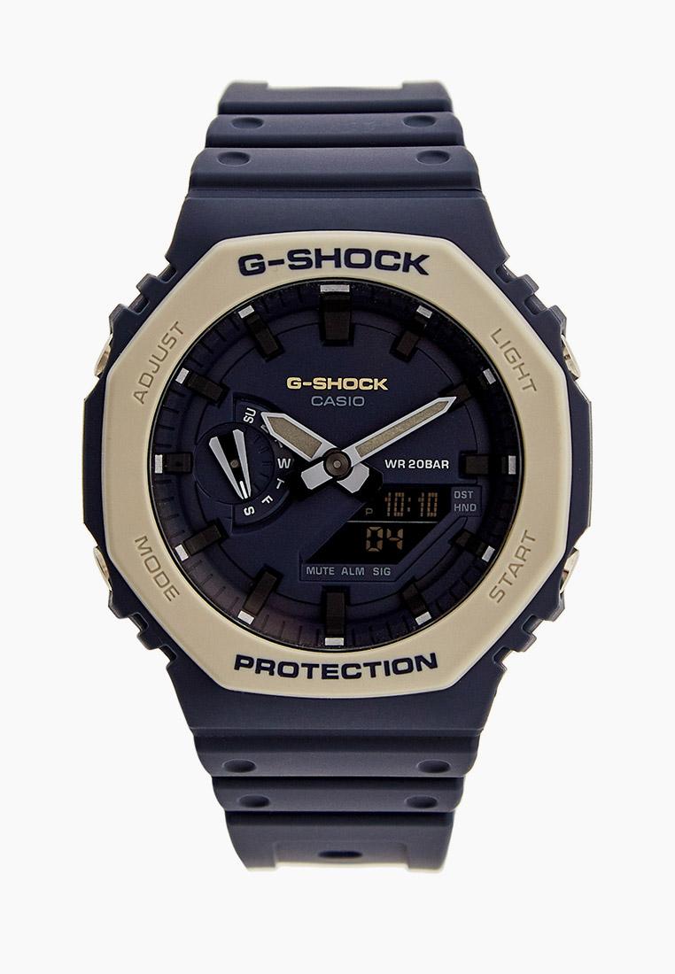 Мужские часы Casio GA-2110ET-2AER: изображение 1