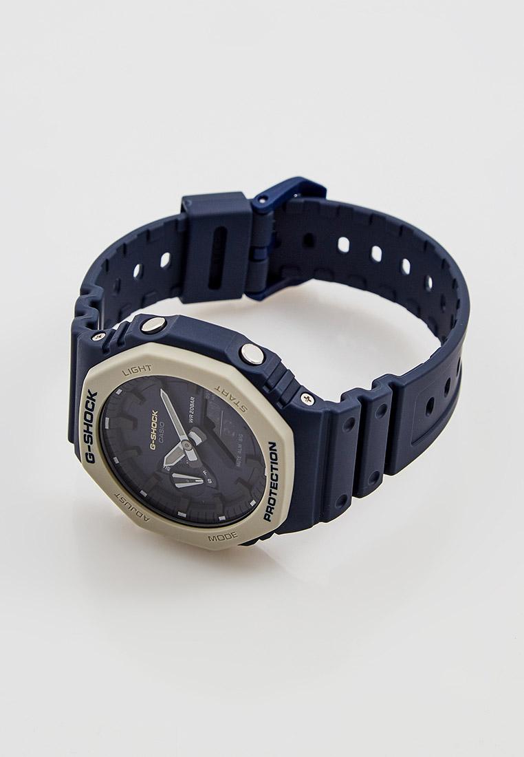 Мужские часы Casio GA-2110ET-2AER: изображение 3