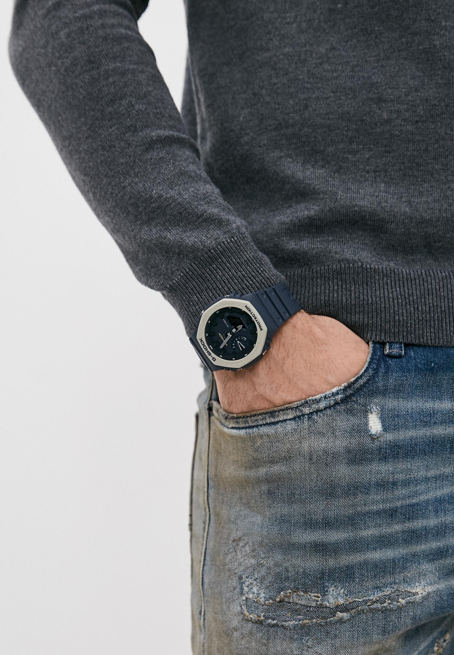 Мужские часы Casio GA-2110ET-2AER: изображение 6