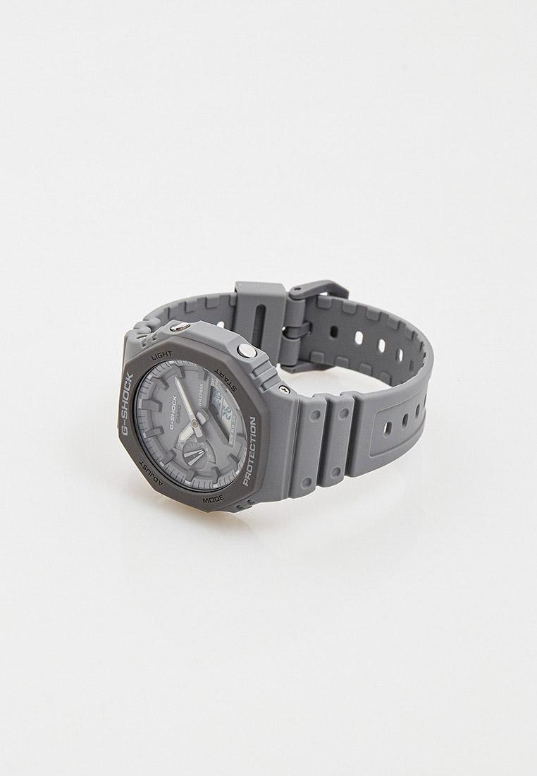 Мужские часы Casio GA-2110ET-8AER: изображение 3