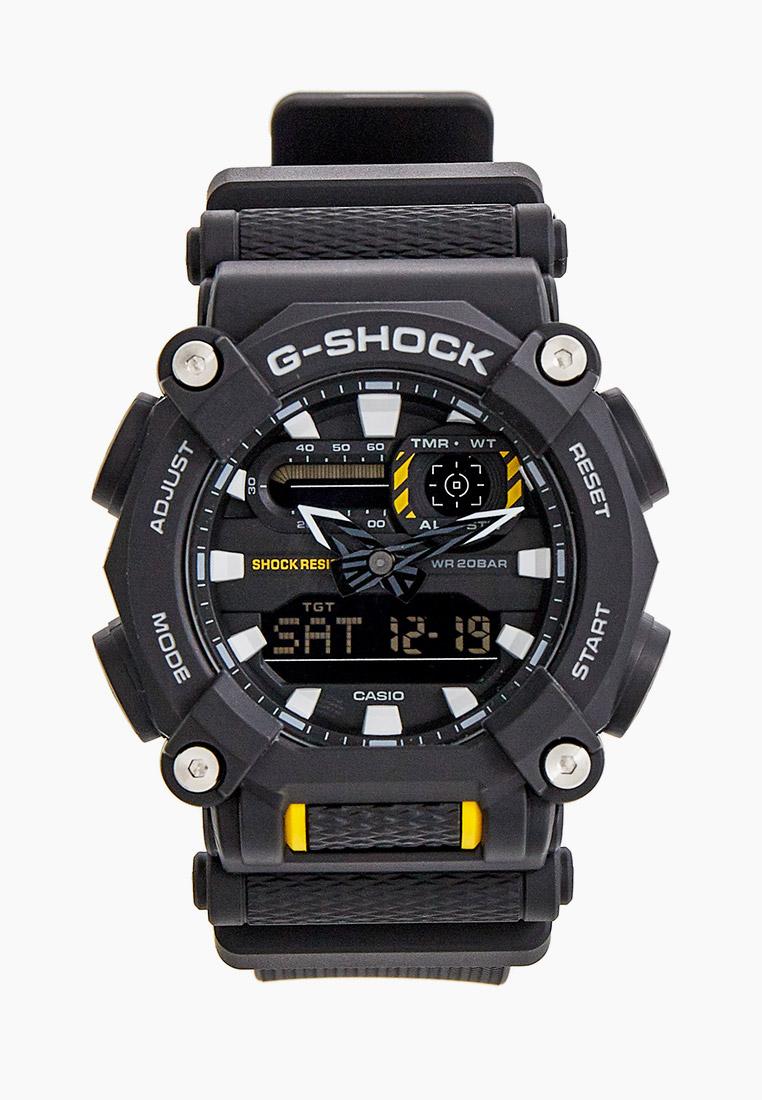 Мужские часы Casio GA-900-1AER