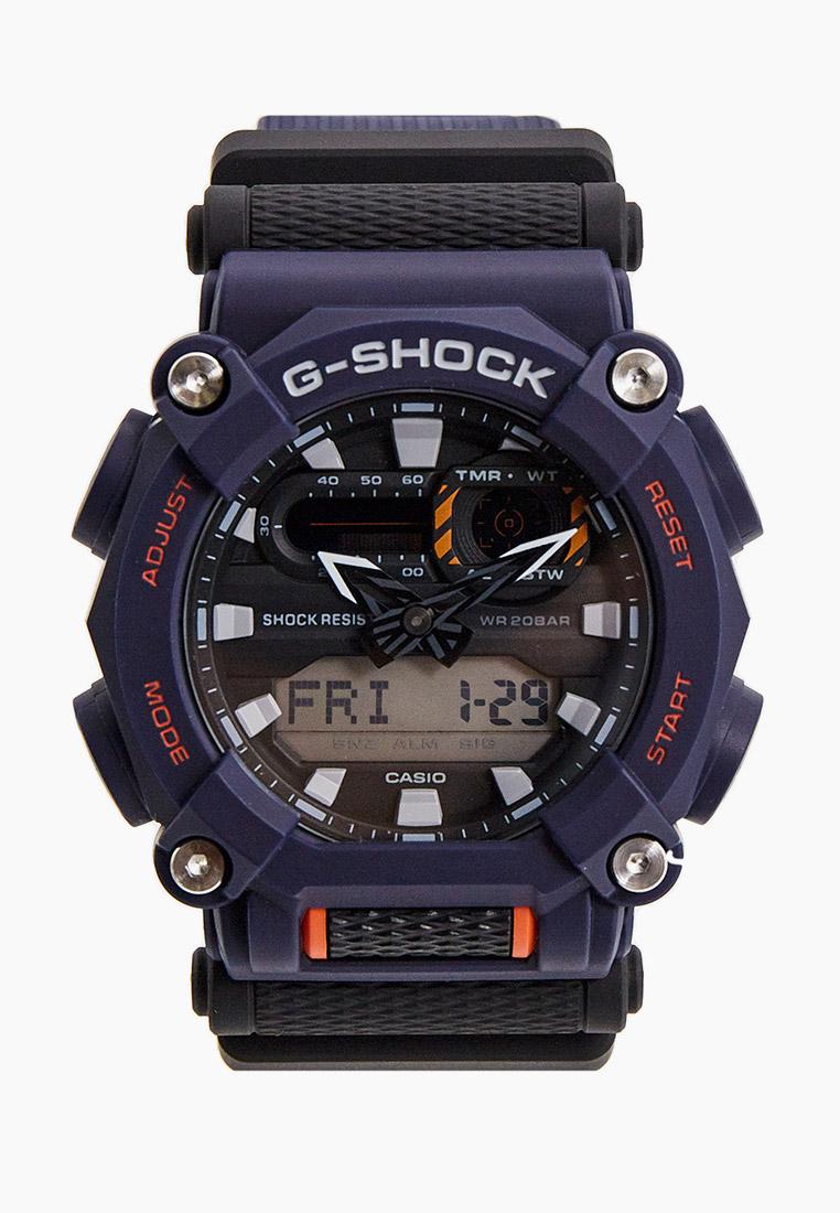 Мужские часы Casio GA-900-2AER