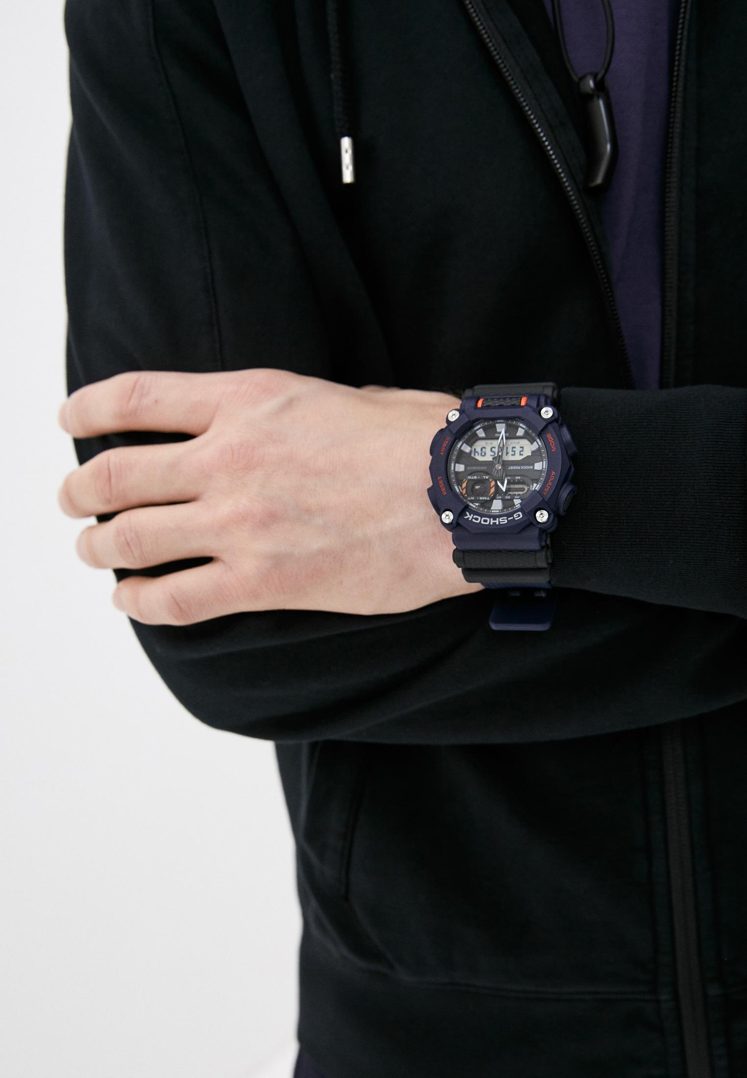 Мужские часы Casio GA-900-2AER: изображение 5