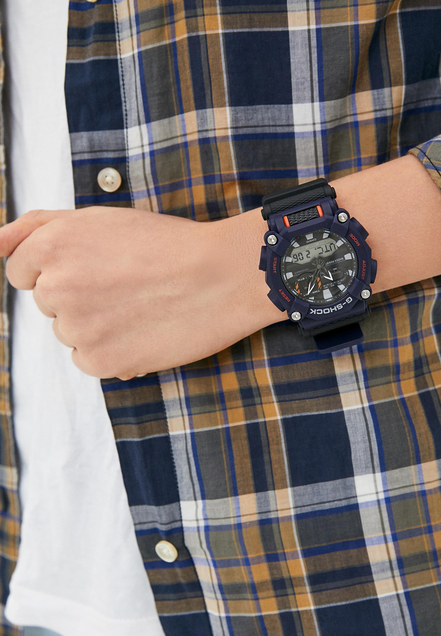 Мужские часы Casio GA-900-2AER: изображение 6