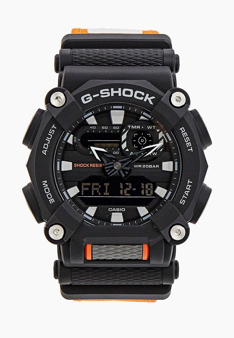 Мужские часы Casio GA-900C-1A4ER: изображение 1