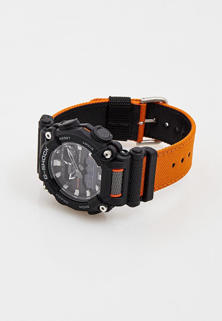 Мужские часы Casio GA-900C-1A4ER: изображение 3