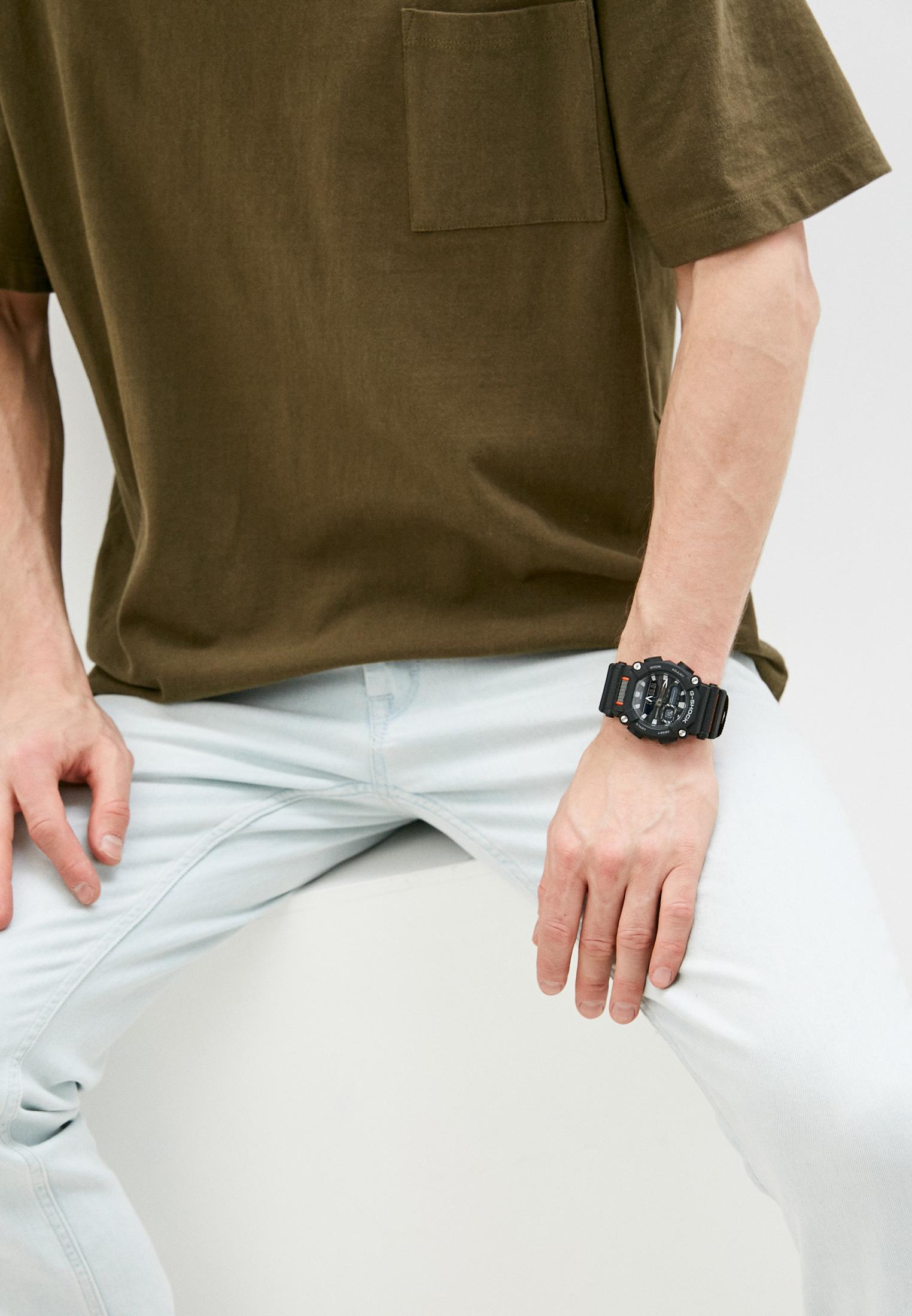Мужские часы Casio GA-900C-1A4ER: изображение 6