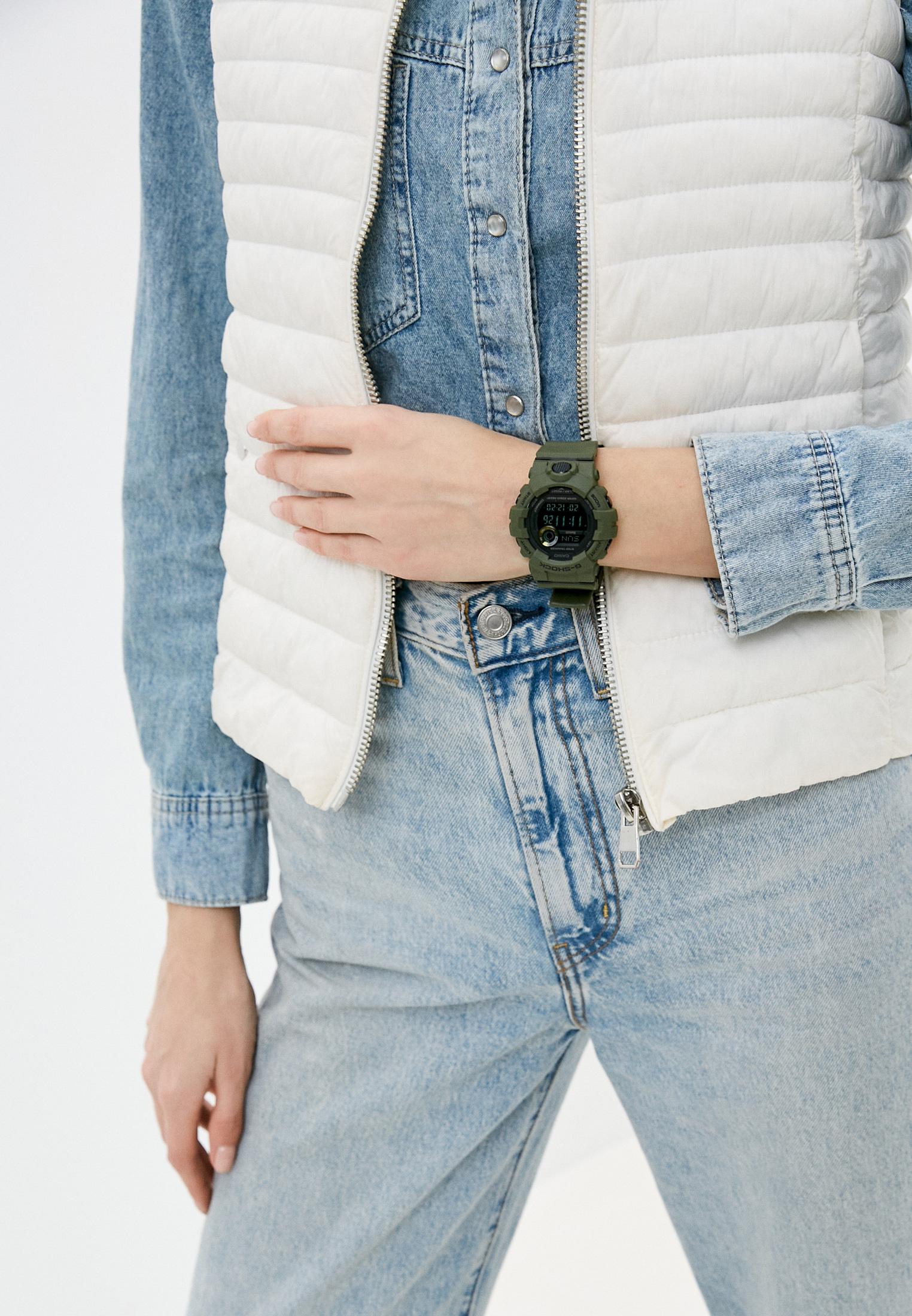 Мужские часы Casio GBD-800UC-3ER: изображение 5