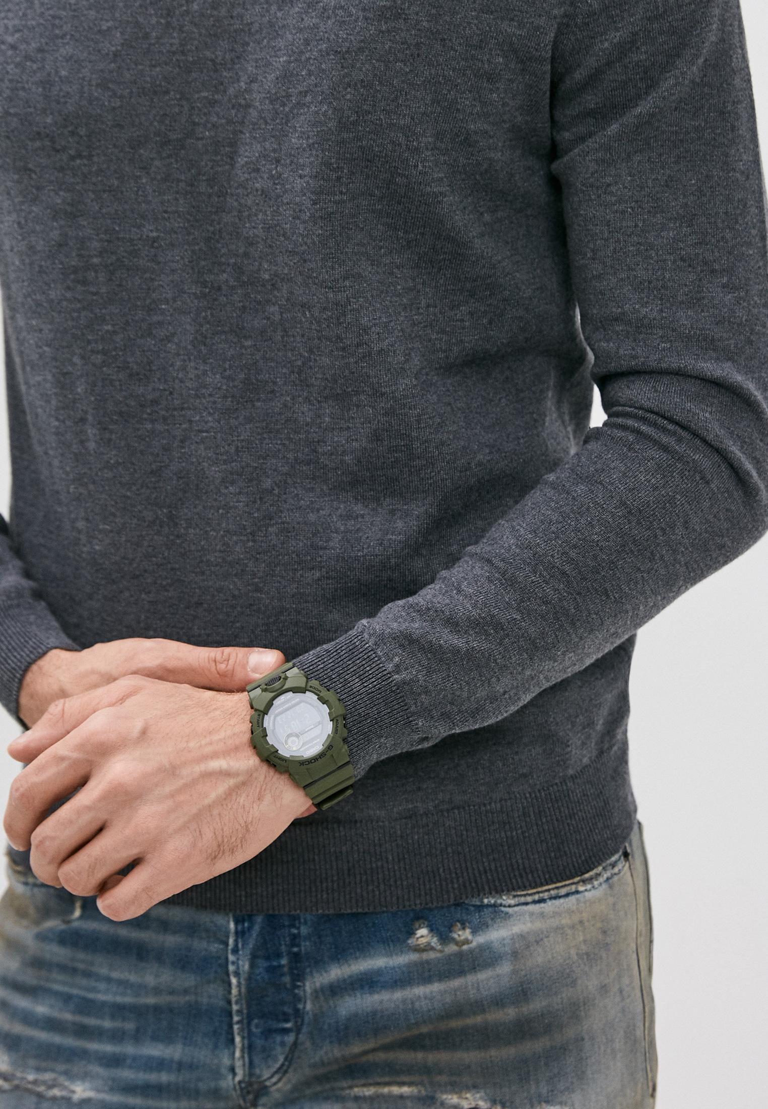 Мужские часы Casio GBD-800UC-3ER: изображение 6