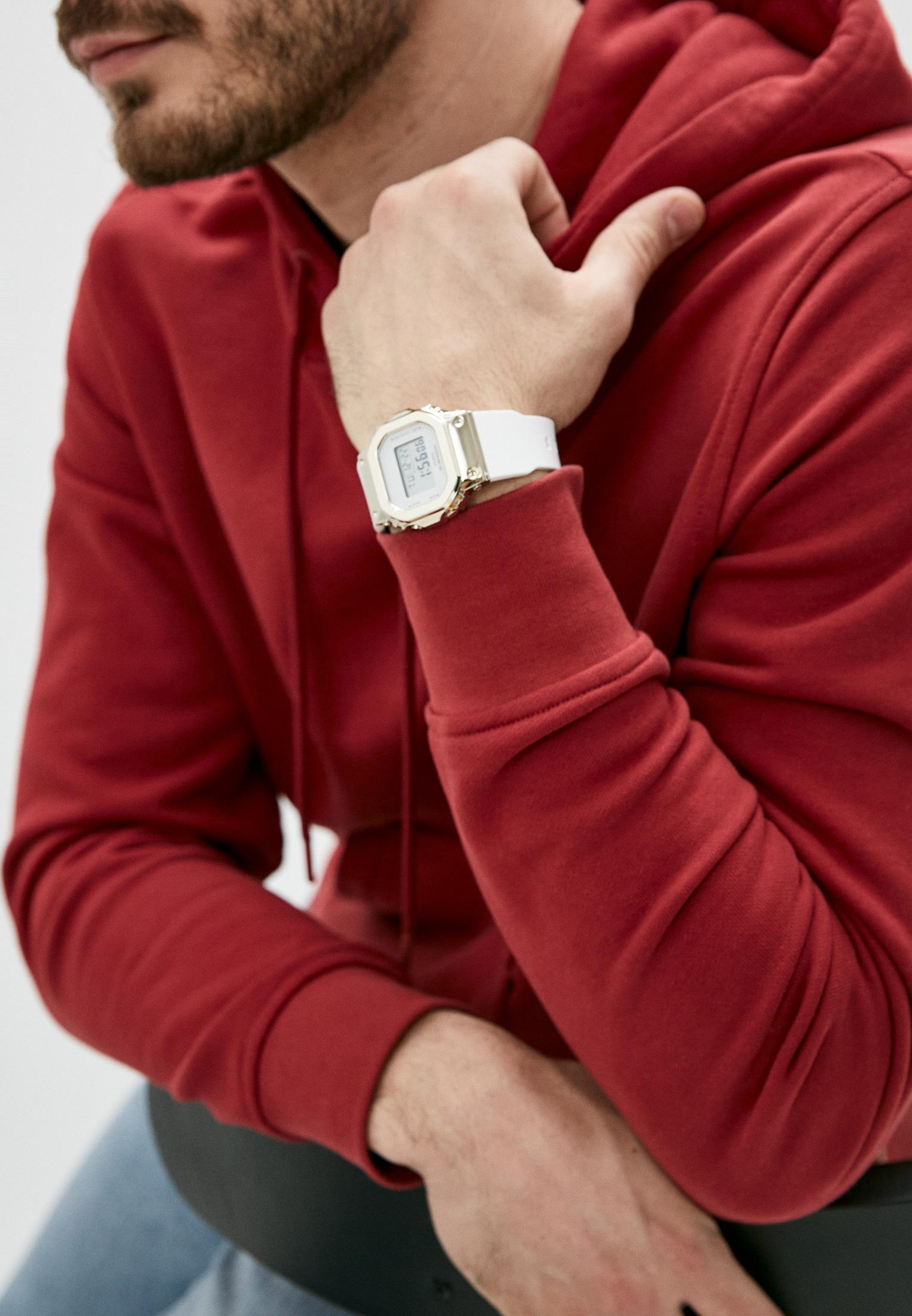 Мужские часы Casio GM-S5600G-7ER: изображение 6