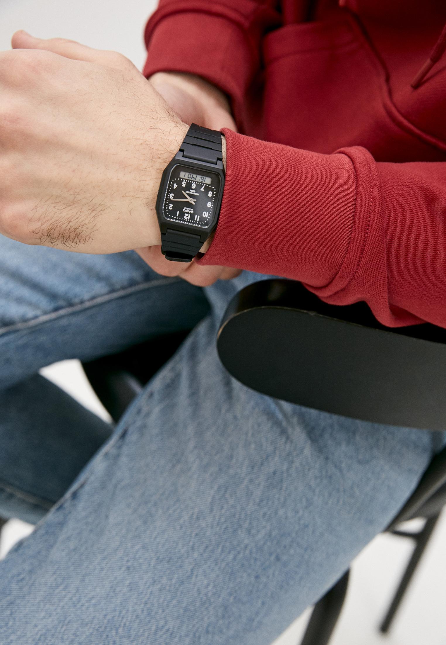 Мужские часы Casio AW-48H-1BVEG: изображение 5