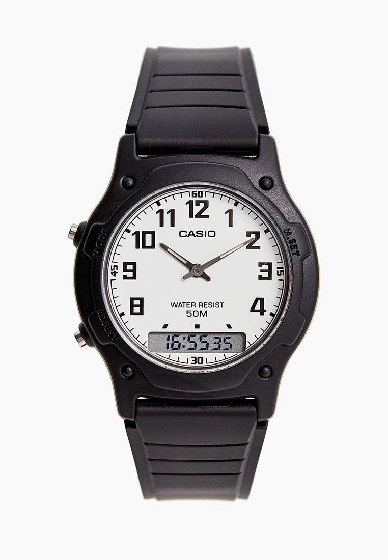 Мужские часы Casio AW-49H-7BVEG