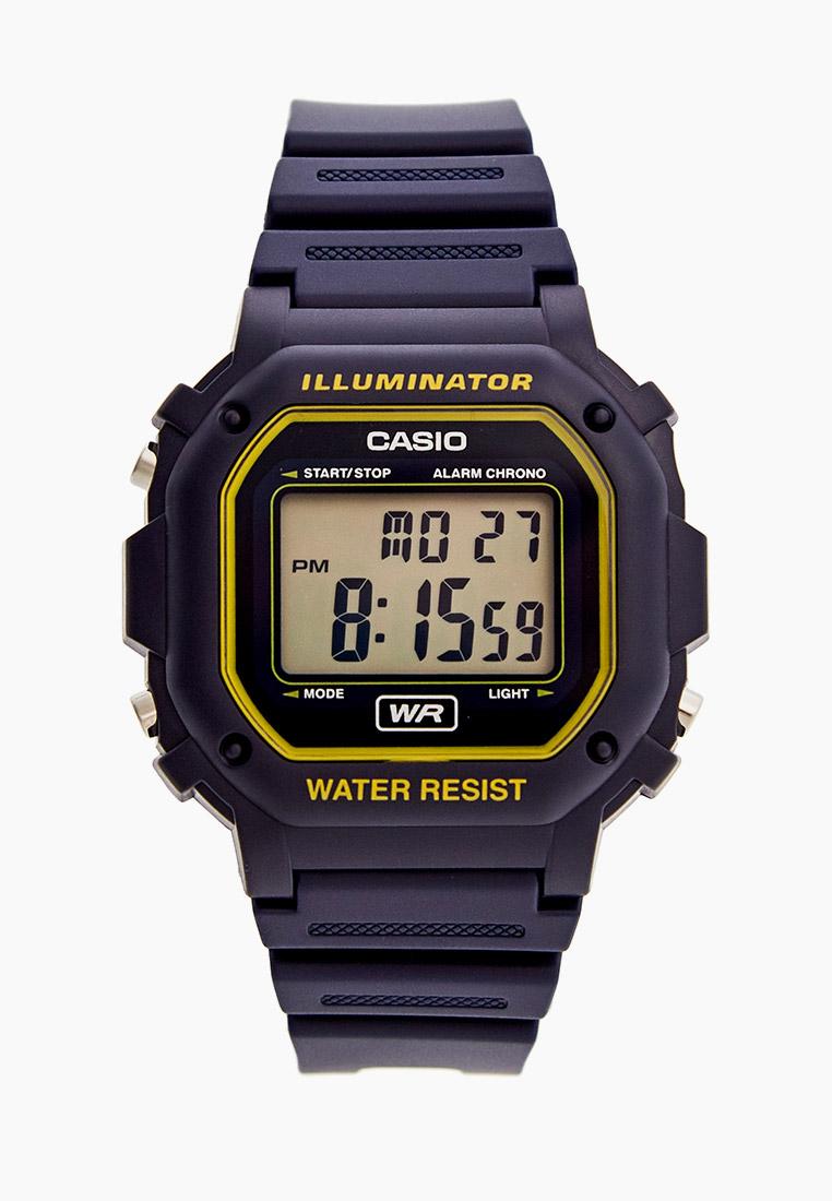 Мужские часы Casio F-108WH-2A2EF