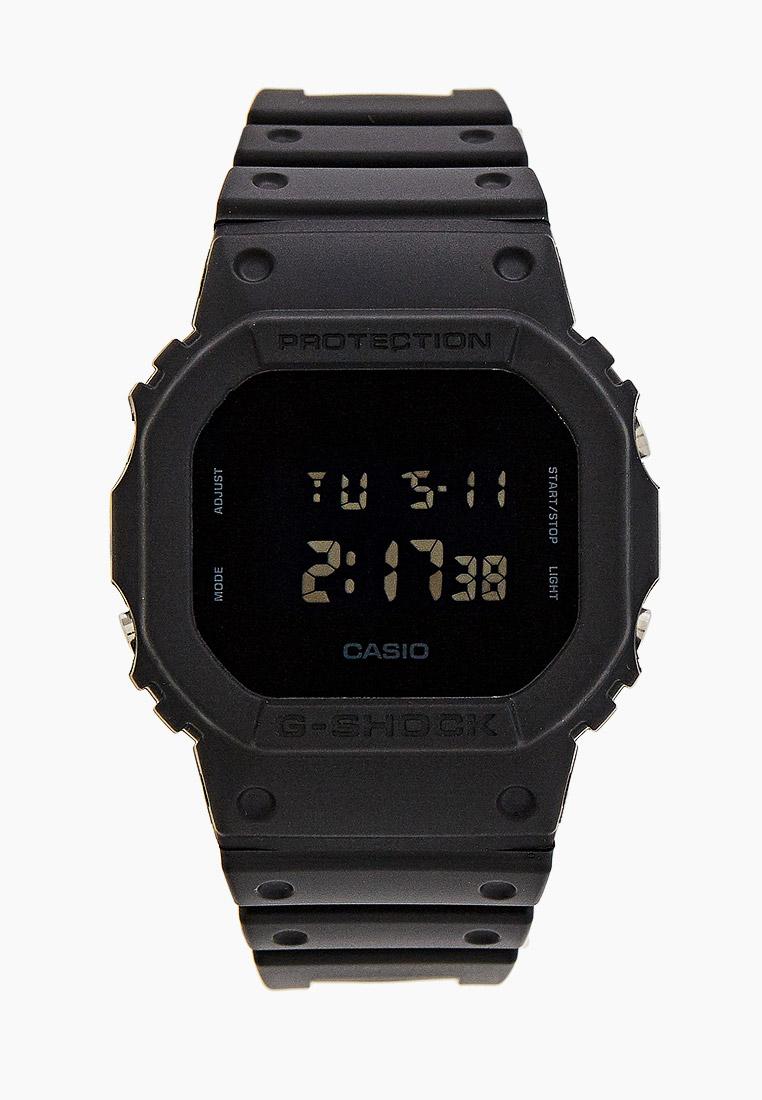 Мужские часы Casio DW-5600BB-1E: изображение 1