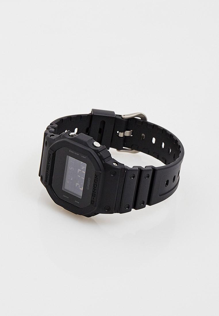 Мужские часы Casio DW-5600BB-1E: изображение 3