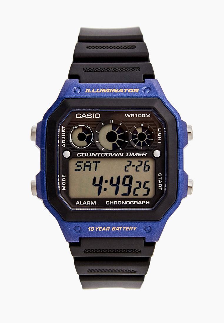 Мужские часы Casio AE-1300WH-2A: изображение 1