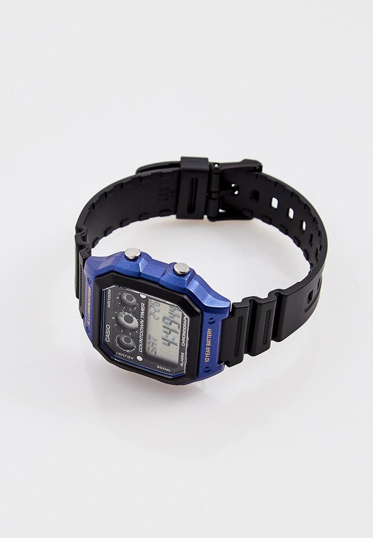 Мужские часы Casio AE-1300WH-2A: изображение 3