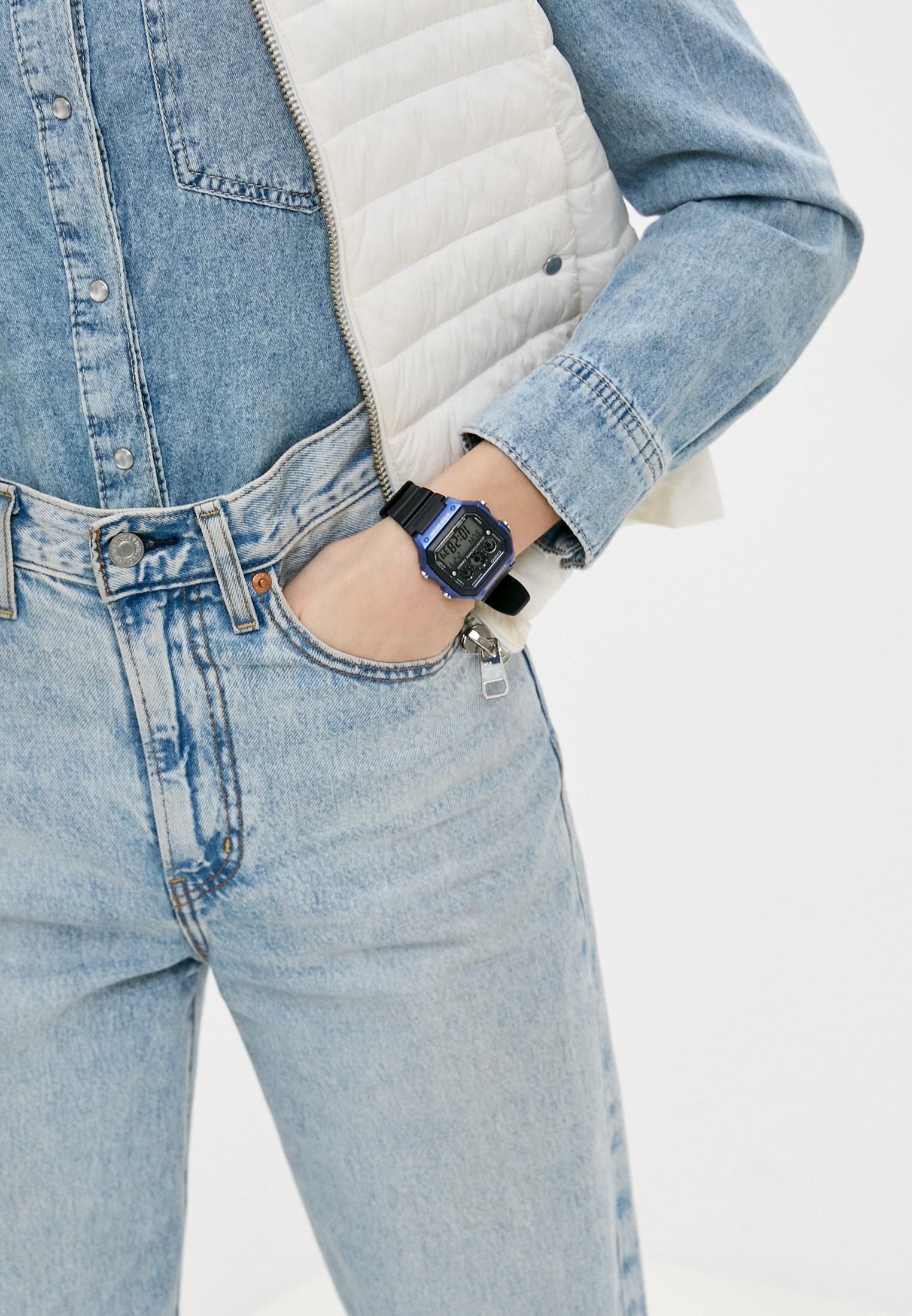 Мужские часы Casio AE-1300WH-2A: изображение 4