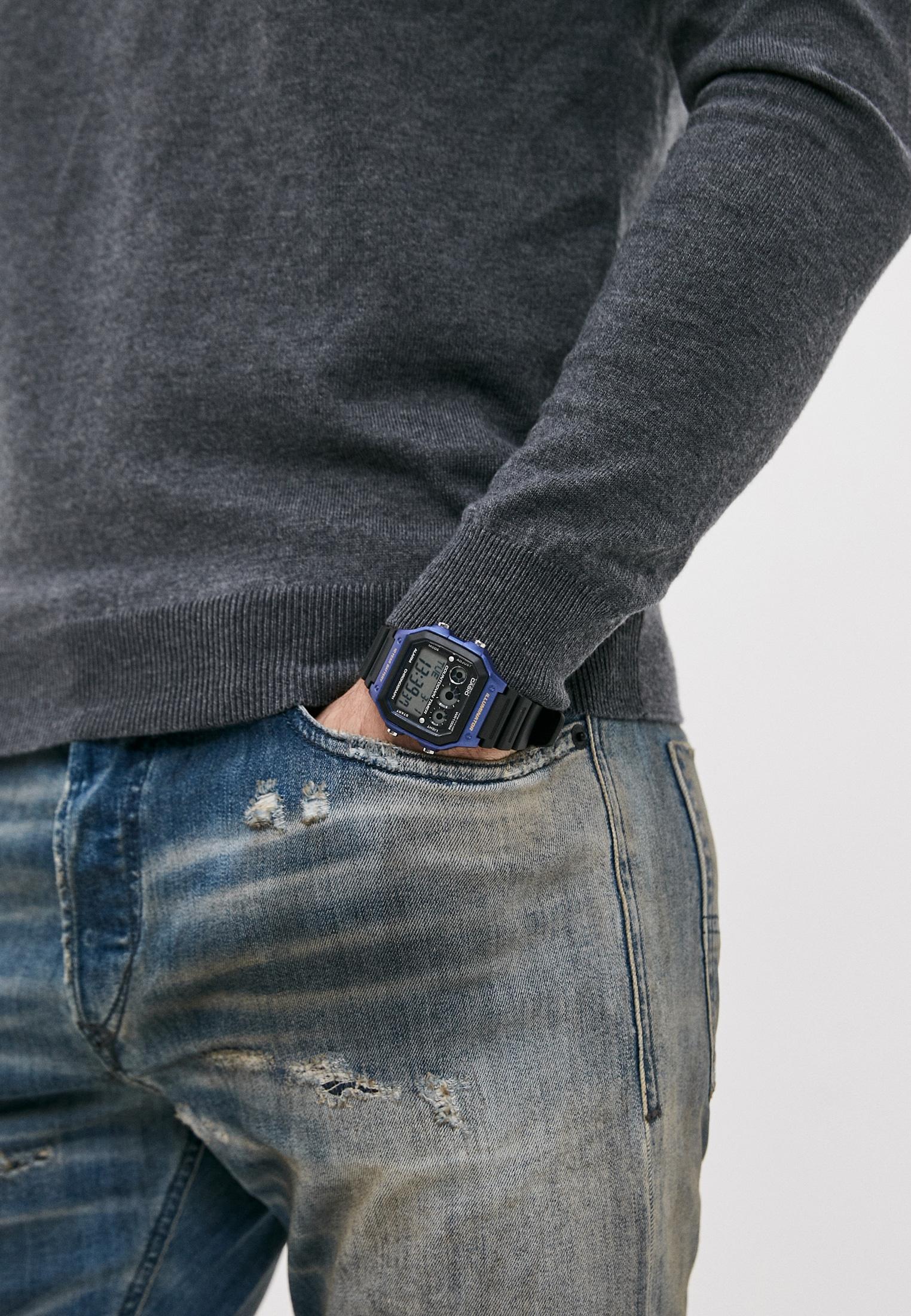 Мужские часы Casio AE-1300WH-2A: изображение 5