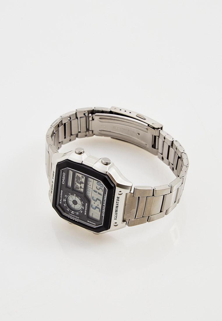 Мужские часы Casio AE-1200WHD-1A: изображение 3