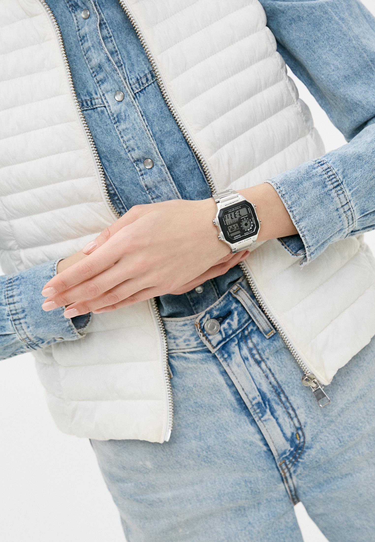 Мужские часы Casio AE-1200WHD-1A: изображение 4