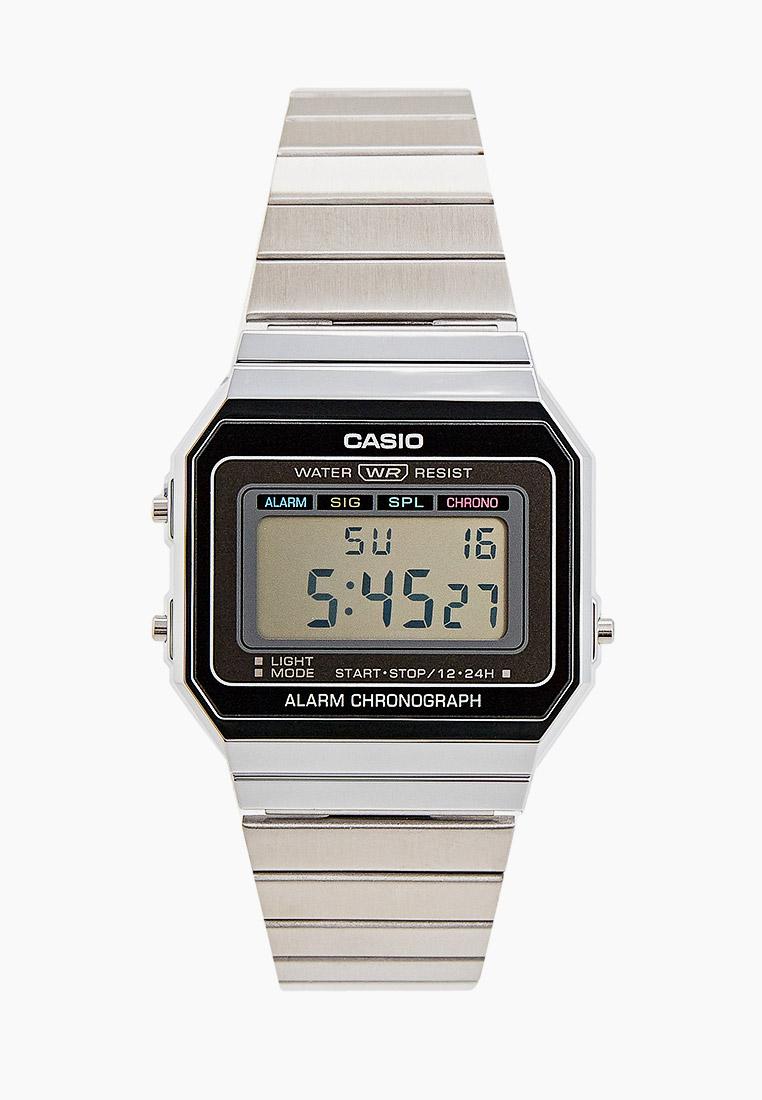 Часы Casio A700WE-1AEF: изображение 6