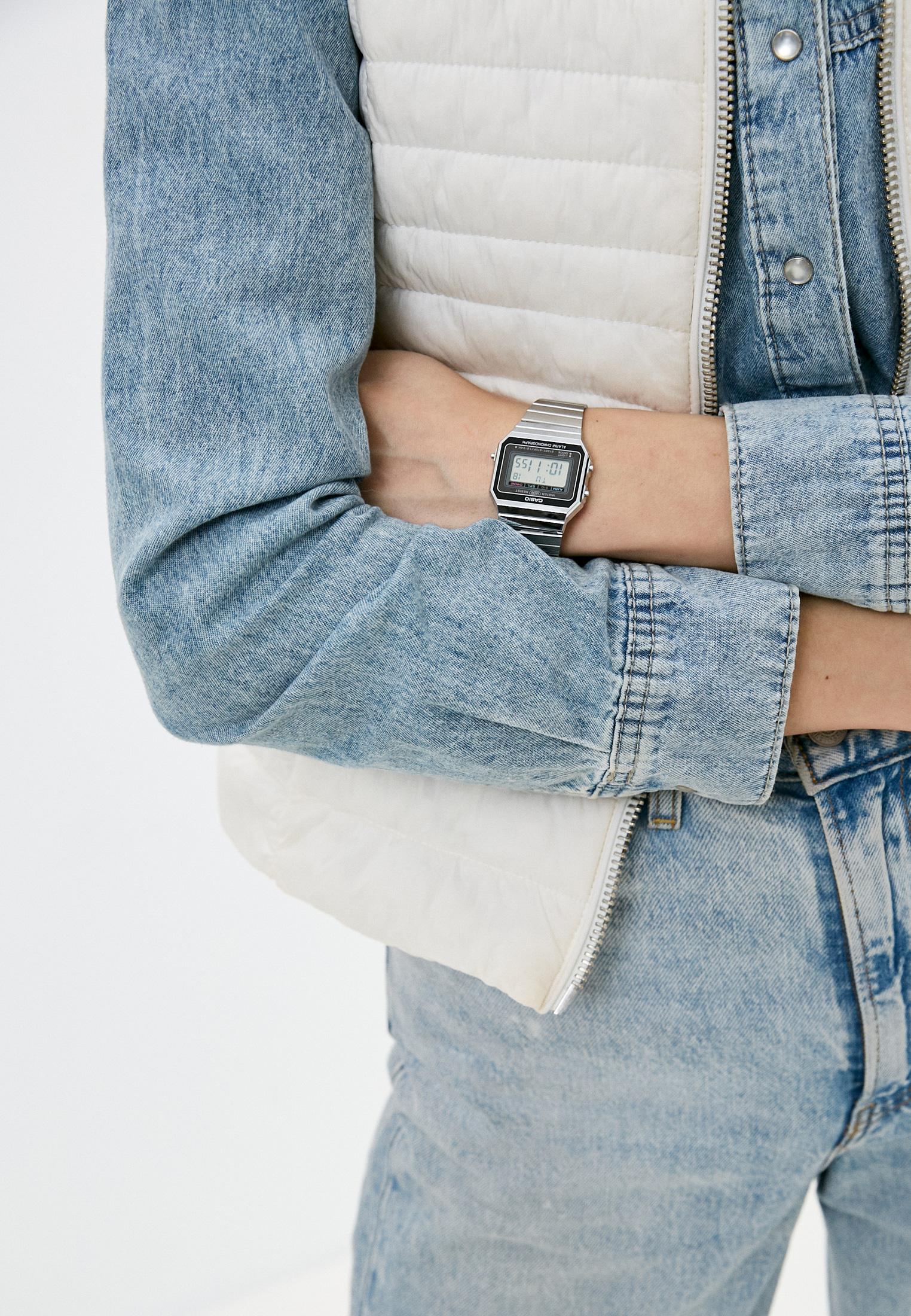 Часы Casio A700WE-1AEF: изображение 9