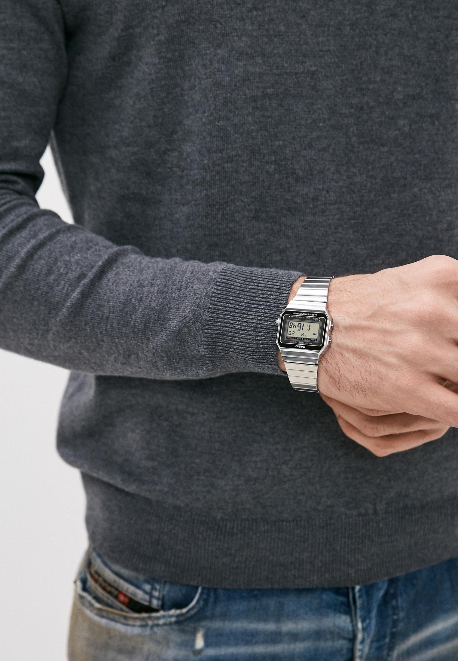 Часы Casio A700WE-1AEF: изображение 10