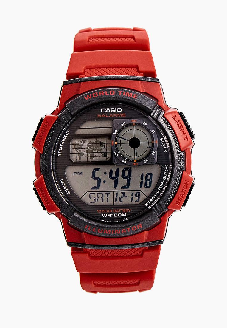 Мужские часы Casio AE-1000W-4A: изображение 1