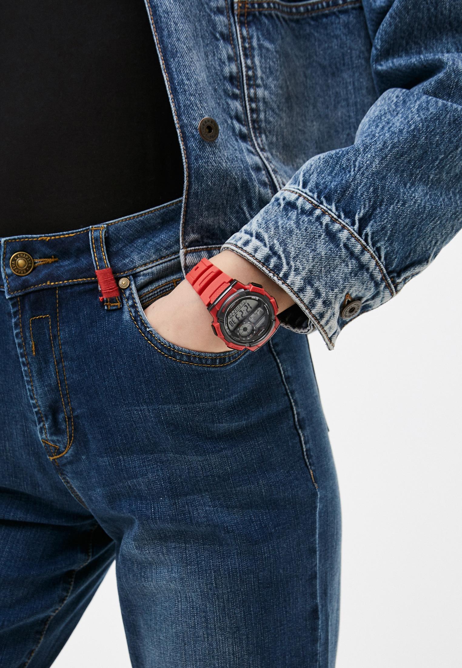Мужские часы Casio AE-1000W-4A: изображение 4