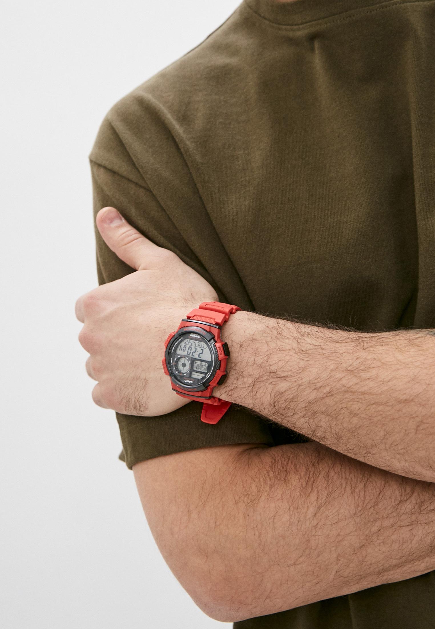 Мужские часы Casio AE-1000W-4A: изображение 5