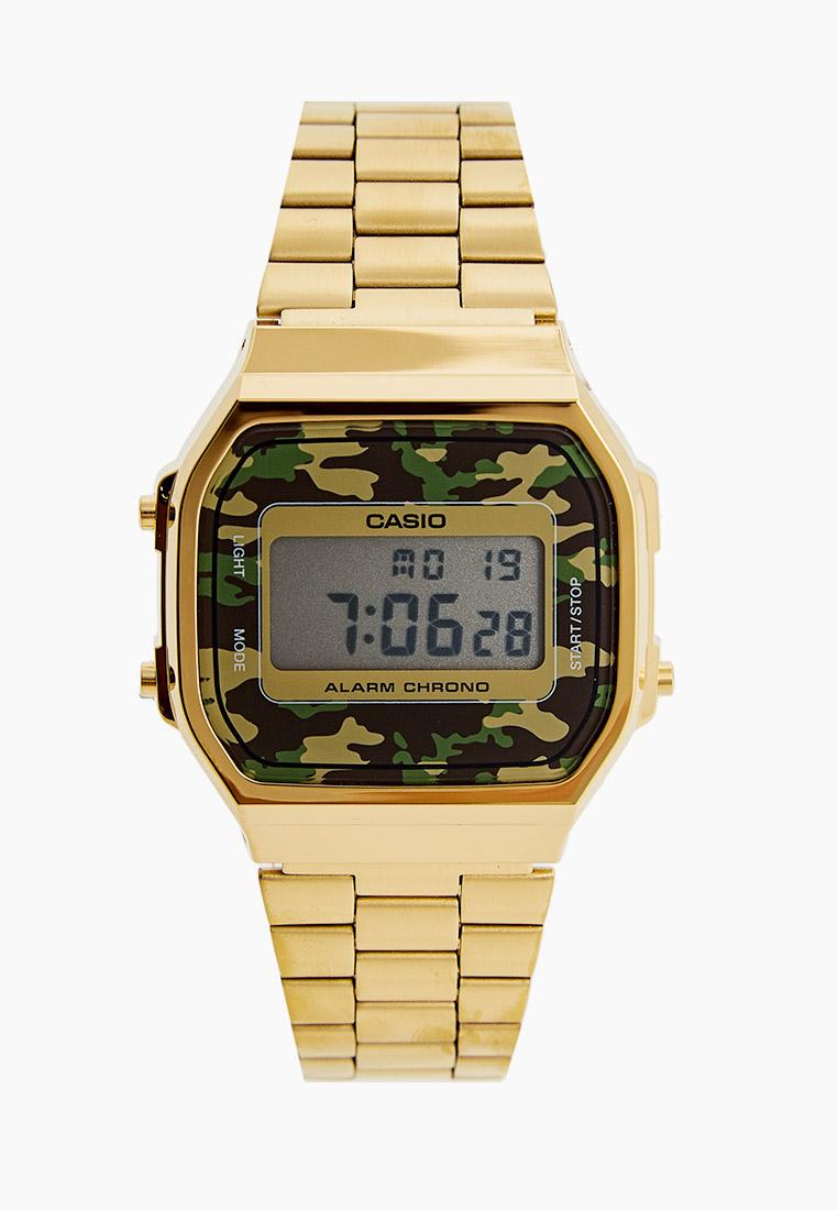 Мужские часы Casio A-168WEGC-3E: изображение 1