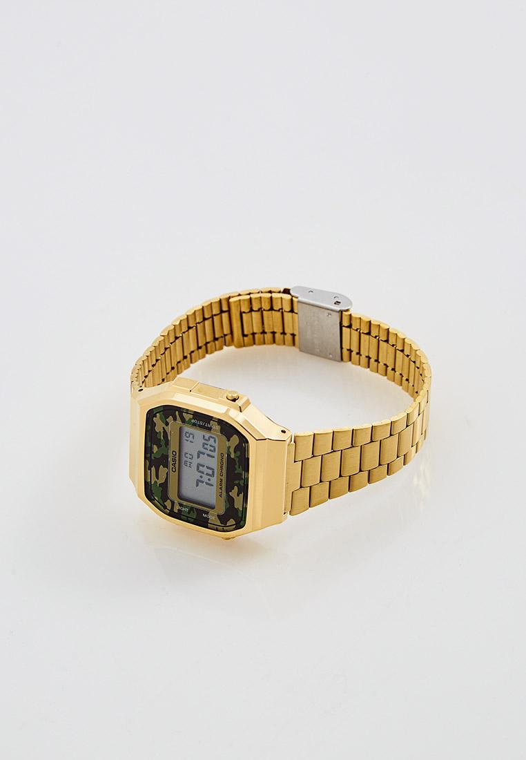 Мужские часы Casio A-168WEGC-3E: изображение 3