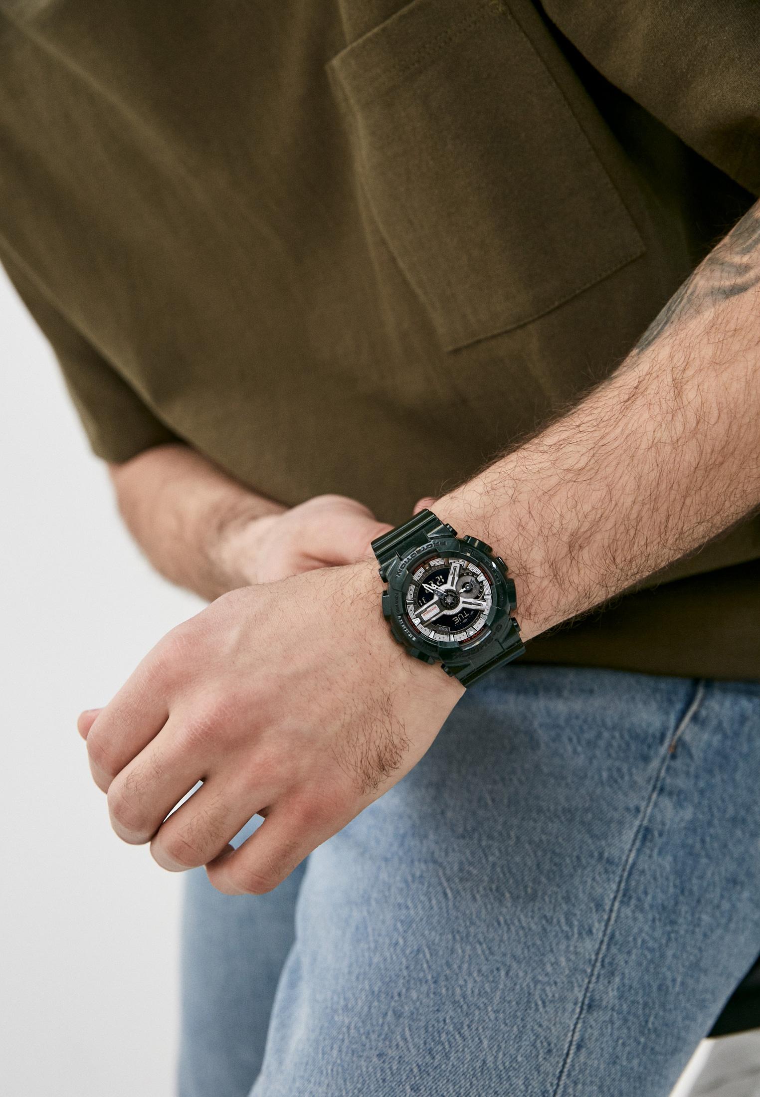 Мужские часы Casio GMA-S110MC-3A: изображение 6