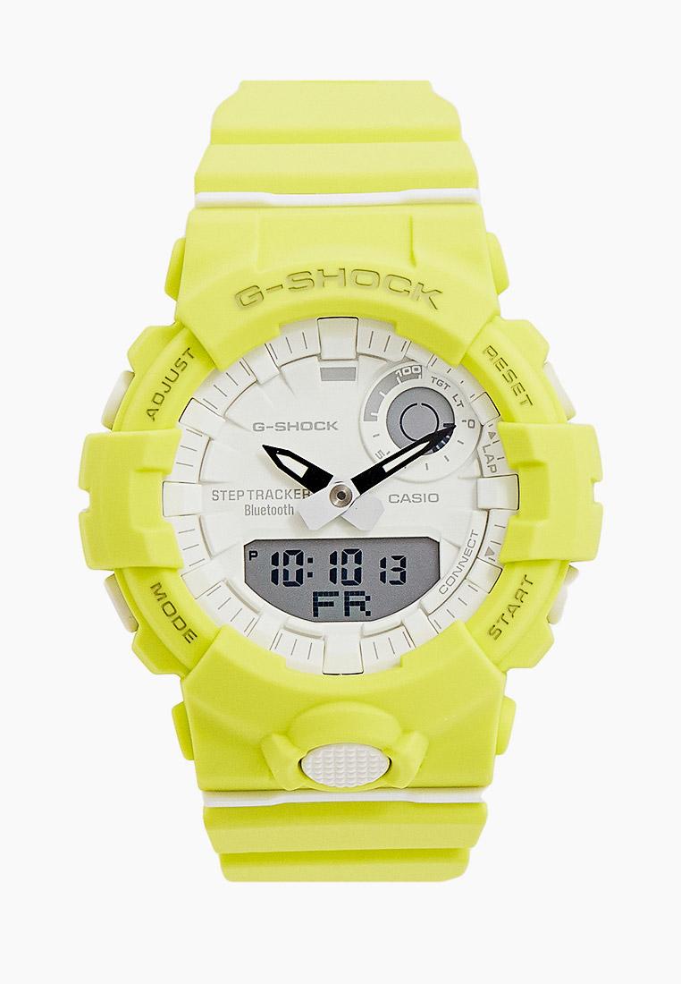 Мужские часы Casio GMA-B800-9AER: изображение 7