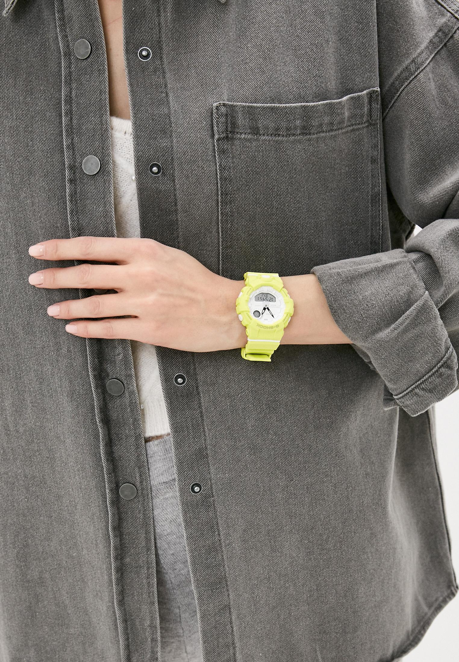 Мужские часы Casio GMA-B800-9AER: изображение 11