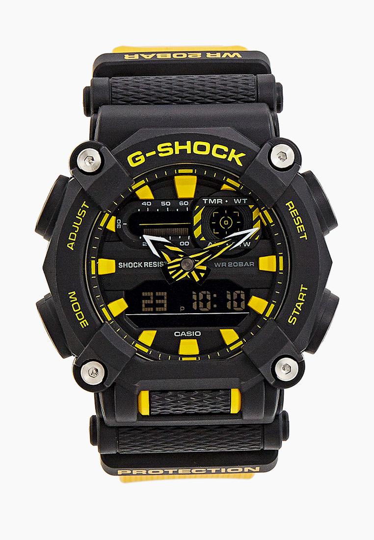 Мужские часы Casio GA-900A-1A9ER