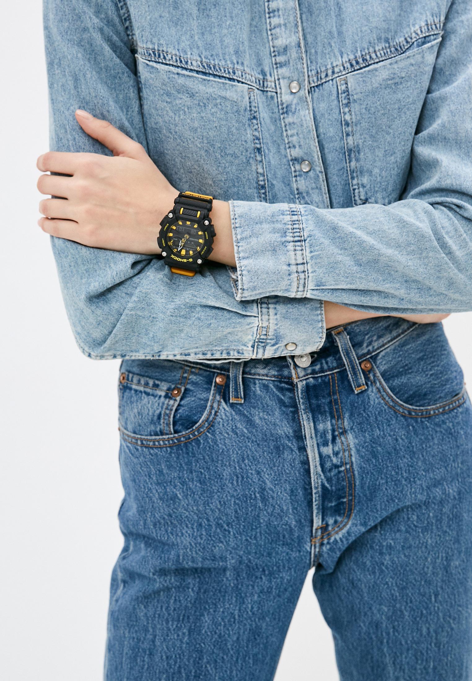 Мужские часы Casio GA-900A-1A9ER: изображение 11