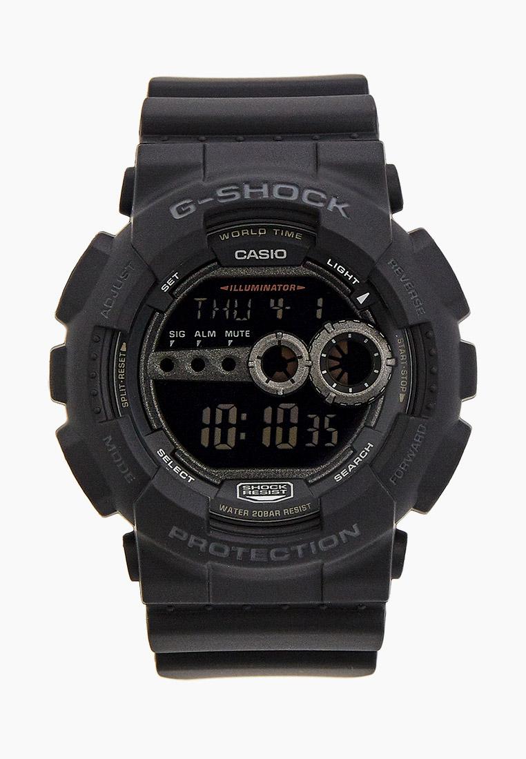 Мужские часы Casio GD-100-1B: изображение 1