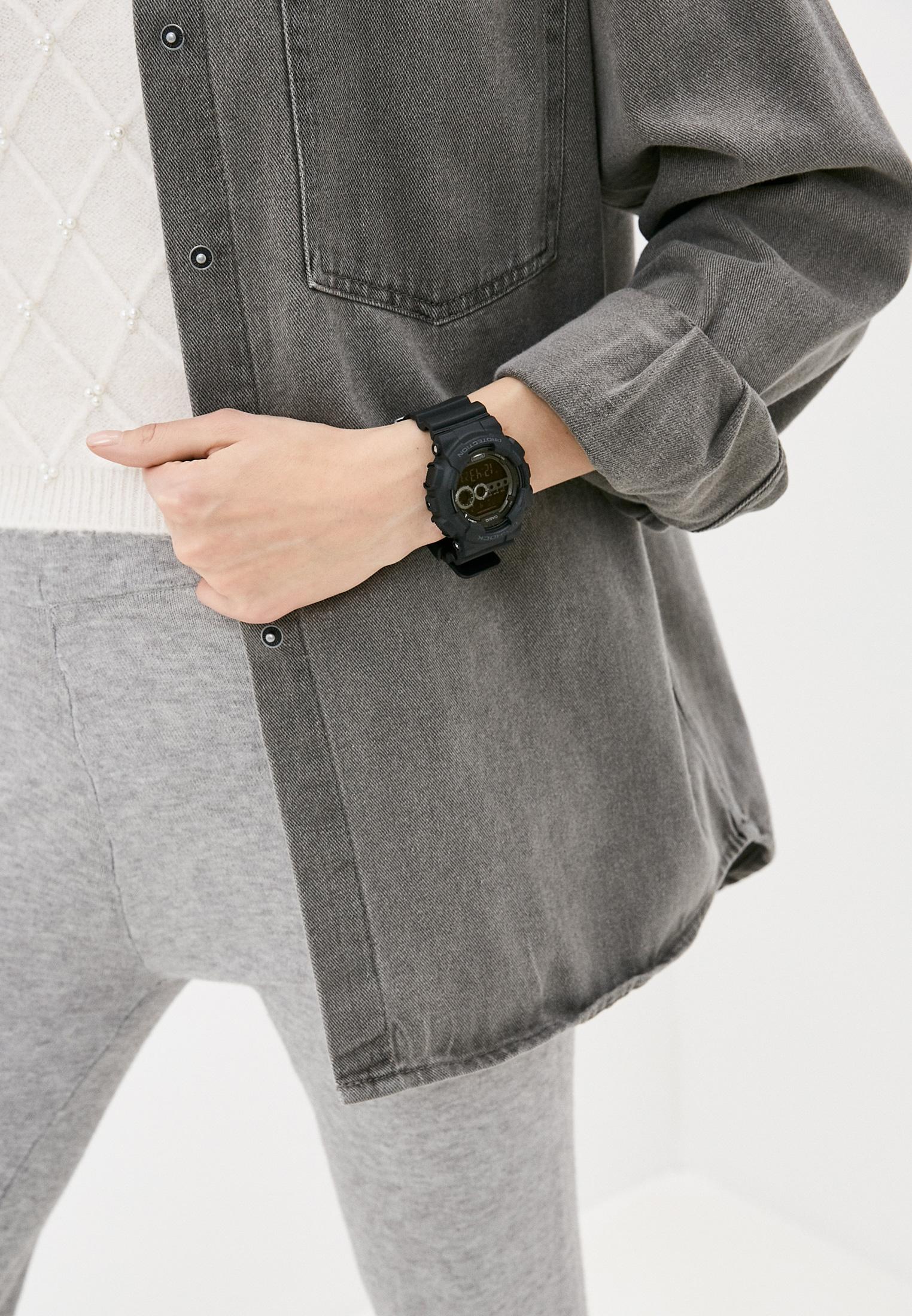 Мужские часы Casio GD-100-1B: изображение 5