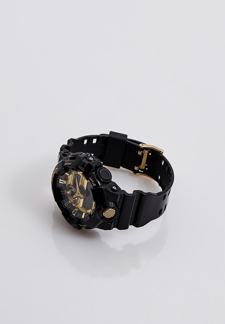 Мужские часы Casio GA-710GB-1A: изображение 3