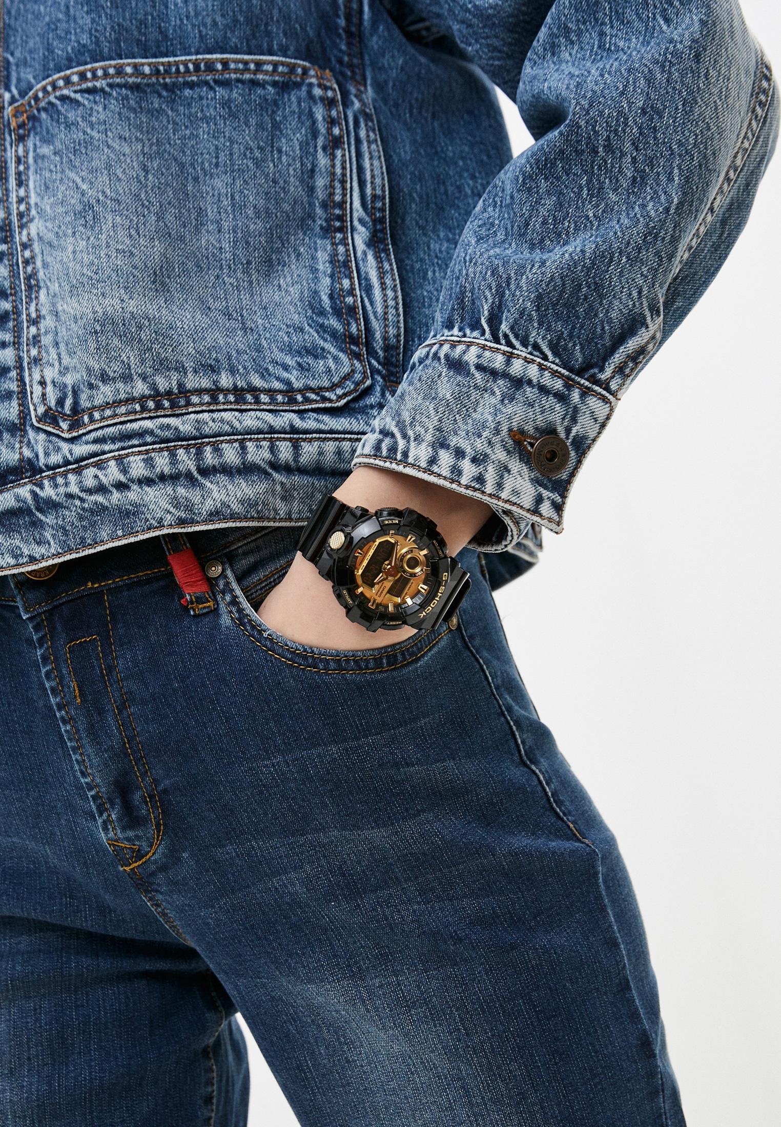 Мужские часы Casio GA-710GB-1A: изображение 5