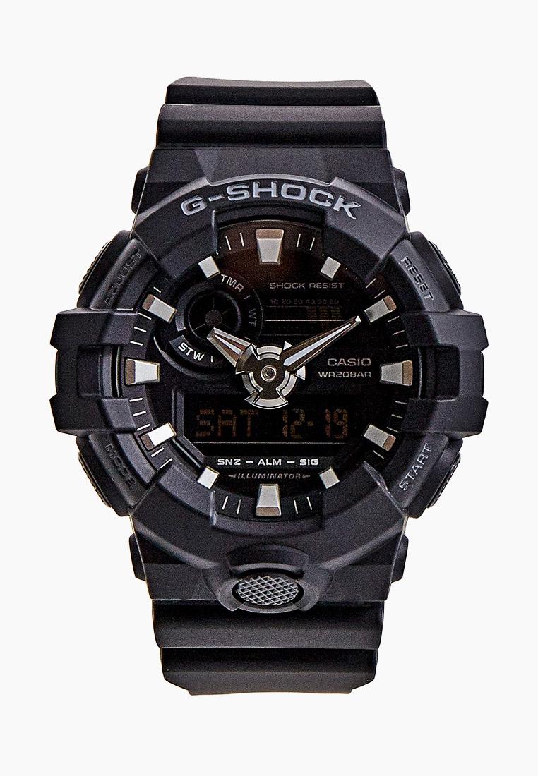 Мужские часы Casio GA-700-1B: изображение 1